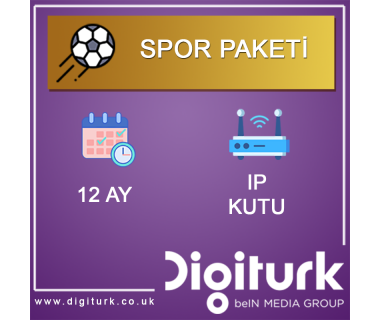 Sports Package + IP Box +...