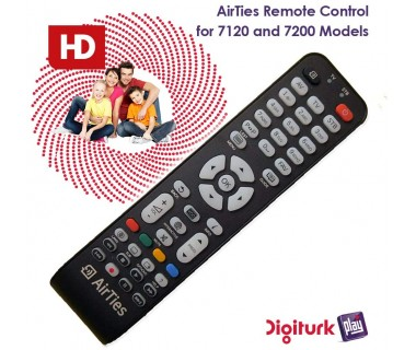 Digiturk Play Remote Control